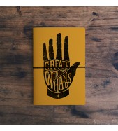 Cuaderno Notebook Mano Create