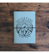 Cuaderno Notebook Adventure