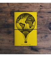 Cuaderno Notebook Globo