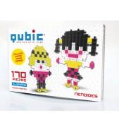 Qubic Pocketoys (170 Piezas)