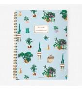 Cuaderno A4 Planta tu Jardin