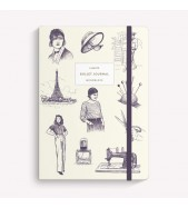 Cuaderno Punteado Mediano Coco Chanel