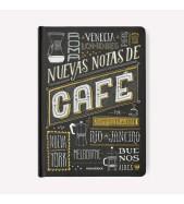 Cuaderno Notas de Cafe