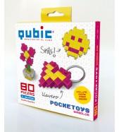 Qubic Pocketoys (80 piezas)