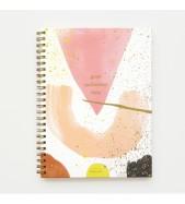 Cuaderno A4 Quilombo Feliz