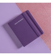 Cuaderno A5 Soft Violeta