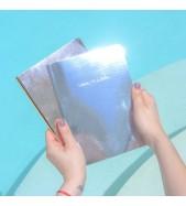 Cuaderno A5 Holográfico Silver