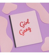 Cuaderno Girl Gang 20x25