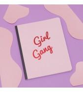 Cuaderno Girl Gang 20x25