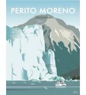 Póster Perito Moreno Grande