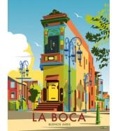 Póster La Boca Grande