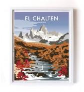 Póster El Chalten Grande