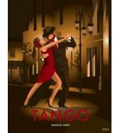 Póster Tango Grande
