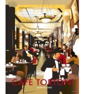 Póster Café Tortoni Grande