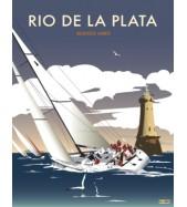 Póster Río de la Plata Grande
