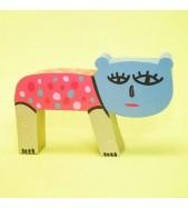 Milo Paper Toy