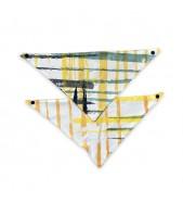 Babero Triángulo